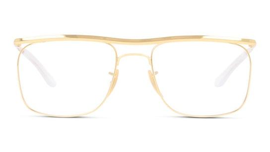 Olympian IX RX 6519 (2500) Glasses Transparent / Gold