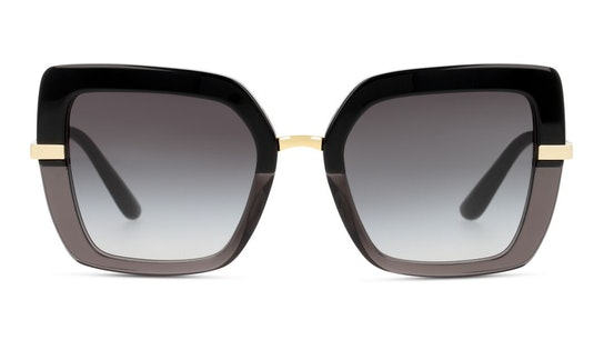 DG 4373 Women's Sunglasses Grey / Black