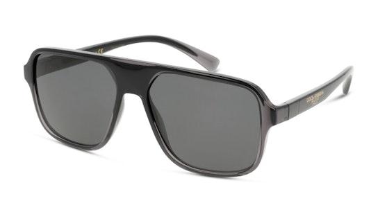 DG 6134 Men's Sunglasses Grey / Black