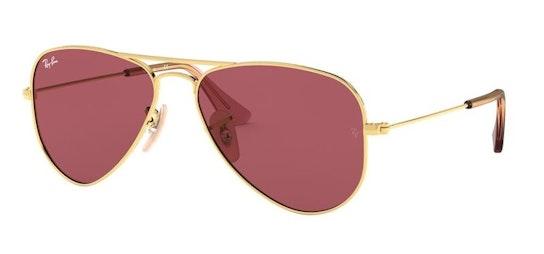RJ 9506S (281/75) Children's Sunglasses Red / Gold