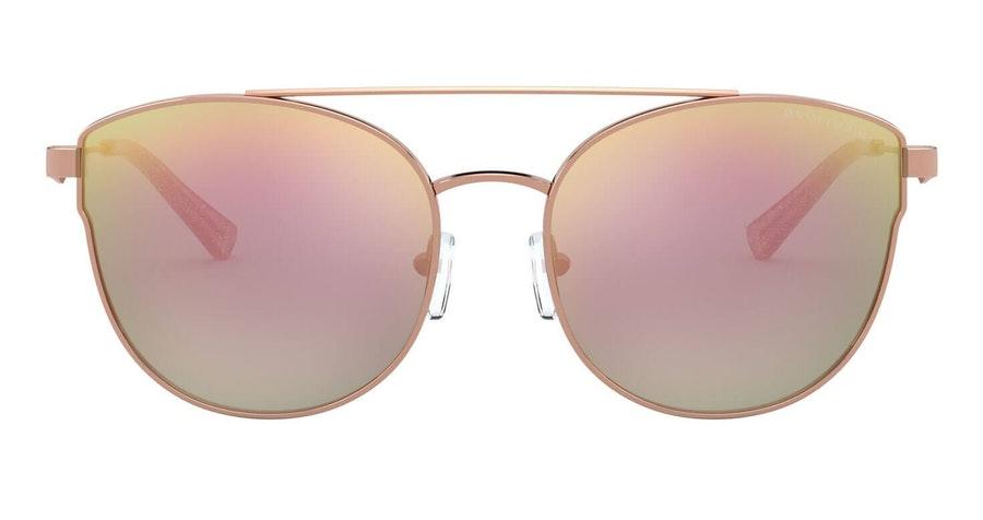 Armani Exchange AX 2032S Women's Sunglasses Pink / Gold