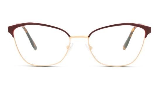 PR 62XV (04E1O1) Glasses Transparent / Violet