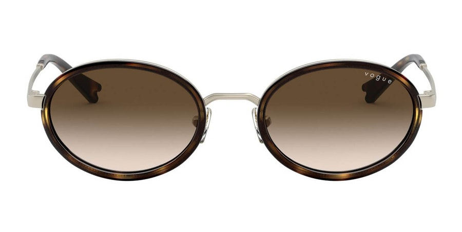 Vogue MBB x VO 4167S Woman's Sunglasses Brown/Gold