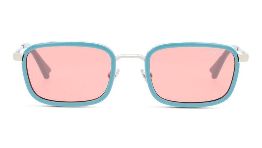 Vogue MBB x VO 4166S Women's Sunglasses Pink / Silver