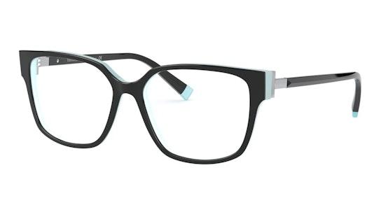 TF 2197 Women's Glasses Transparent / Black