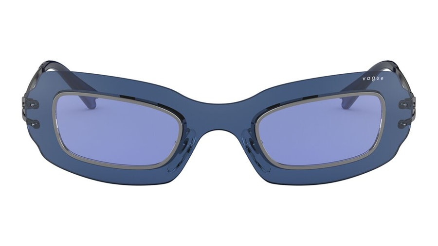 Vogue MBB x VO 4169S Women's Sunglasses Violet / Grey