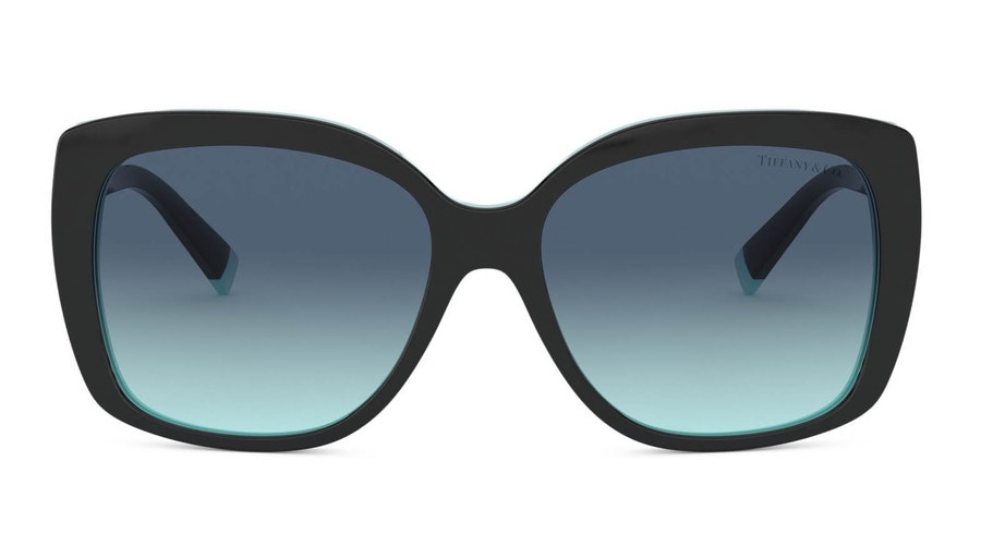 Tiffany & Co TF 4171 (80559S) Sunglasses Blue / Blue