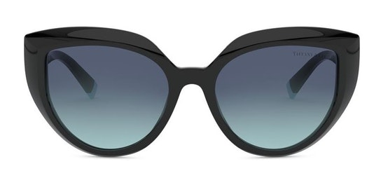 TF 4170 Women's Sunglasses Blue / Black