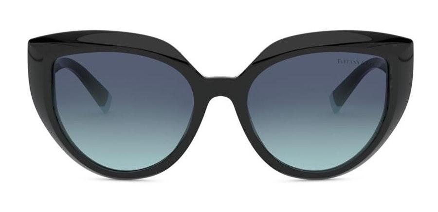 Tiffany & Co TF 4170 Women's Sunglasses Blue / Black