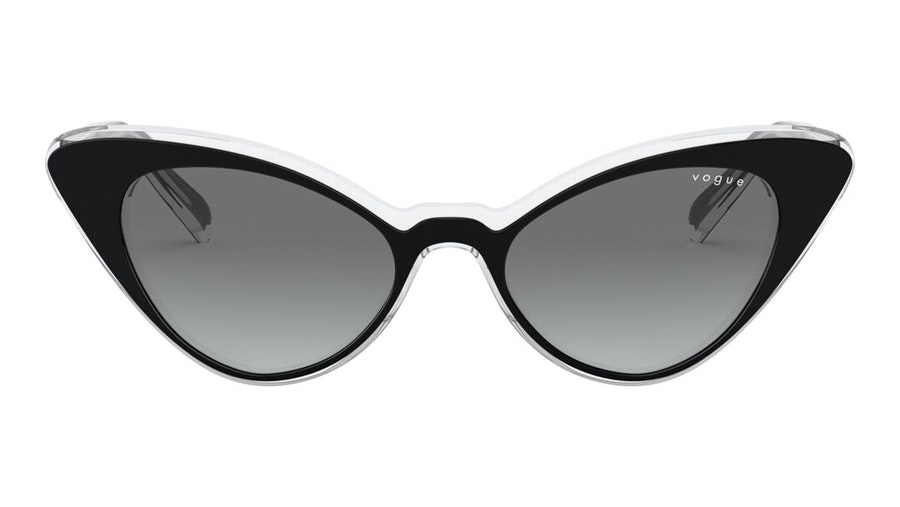 Vogue MBB x VO 5317S (W82711) Sunglasses Grey / Black