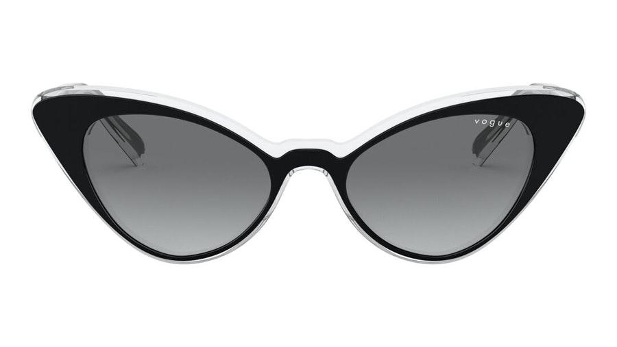 Vogue MBB x VO 5317S Women's Sunglasses Grey / Black