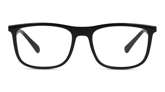 EA 3170 Men's Glasses Transparent / Black