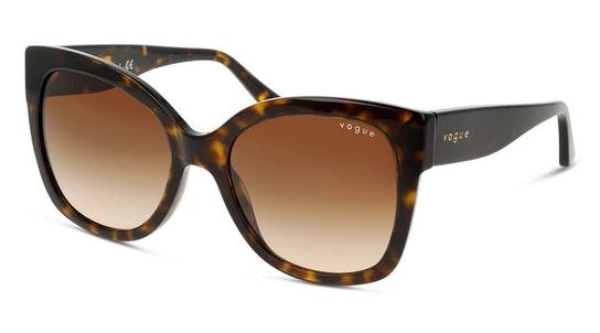 VO 5338S (W65613) Sunglasses Brown / Tortoise Shell