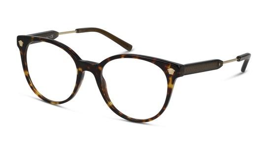 VE 3291 (108) Glasses Transparent / Tortoise Shell