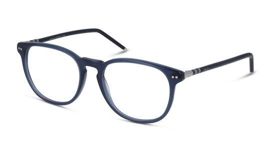 PH 2225 Men's Glasses Transparent / Navy