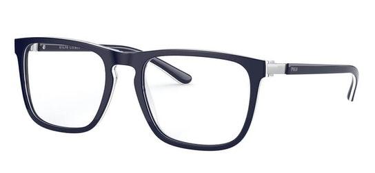 PH 2226 Men's Glasses Transparent / Blue