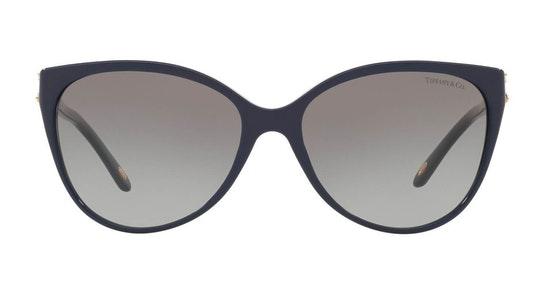 TF 4089B Women's Sunglasses Grey / Blue
