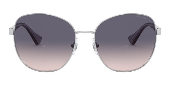 RA 4131 Women's Sunglasses Violet / Silver