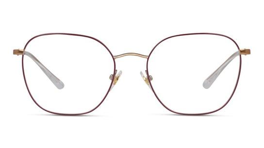 VO 4178 Women's Glasses Transparent / Violet