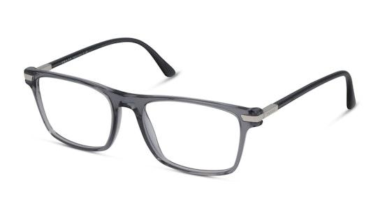 PR 01WV (01G1O1) Glasses Transparent / Grey