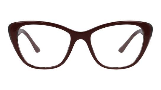 PR 04WV (07H1O1) Glasses Transparent / Burgundy