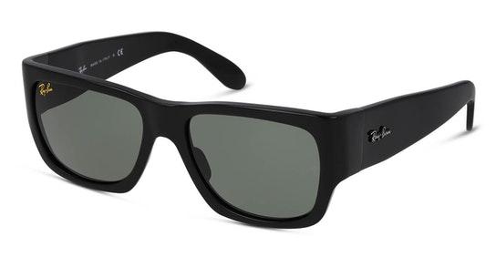 Nomad Legend RB 2187 (901/31) Sunglasses Green / Black
