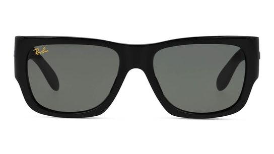 Nomad Legend RB 2187 Men's Sunglasses Green / Black
