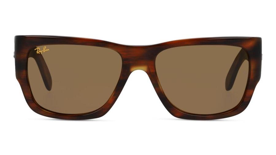 Ray-Ban Wayfarer Nomad RB 2187 Men's Sunglasses Brown / Havana