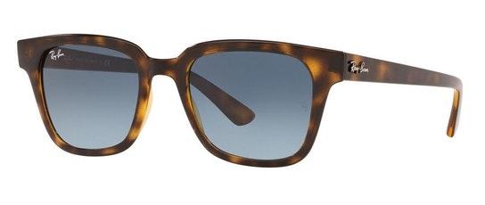 RB 4323 Men's Sunglasses Blue / Tortoise Shell