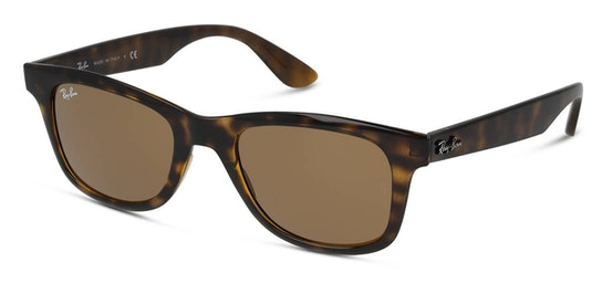 Shiny Havana RB 4640 Men's Sunglasses Brown / Tortoise Shell