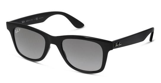RB 4640 Men's Sunglasses Grey / Black