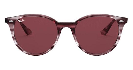RB 4305 Men's Sunglasses Violet / Tortoise Shell