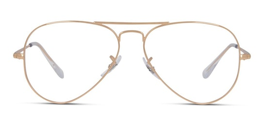 RX 6489 (3094) Glasses Transparent / Pink