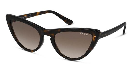 VO 5211SM Women's Sunglasses Brown / Tortoise Shell