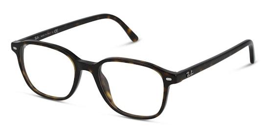 RX 5393 Men's Glasses Transparent / Tortoise Shell