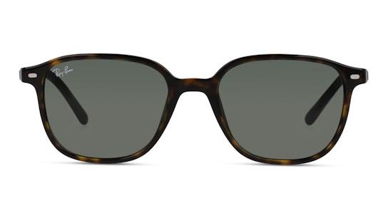 Leonard RB 2193 Women's Sunglasses Green / Havana
