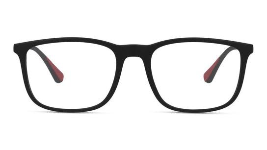 EA 3177 Men's Glasses Transparent / Black