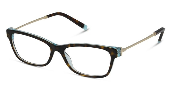 TF 2204 (8286) Glasses Transparent / Orange