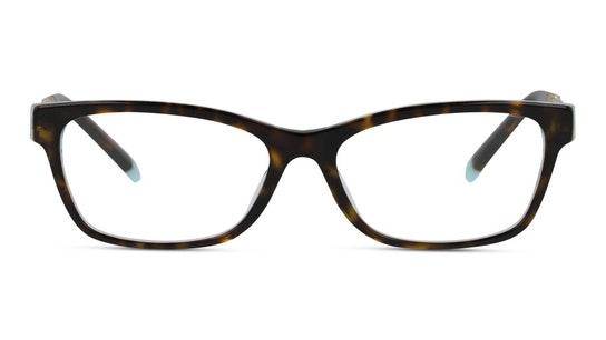 TF 2204 Women's Glasses Transparent / Orange
