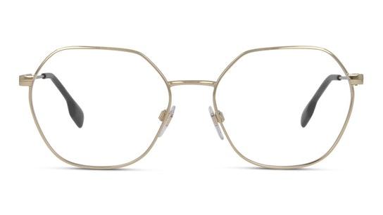 BE 1350 Women's Glasses Transparent / Gold