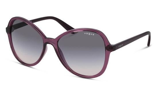 VO 5349S (276136) Sunglasses Grey / Purple