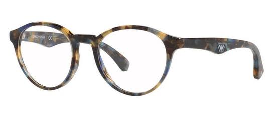 EA 3176 Women's Glasses Transparent / Tortoise Shell