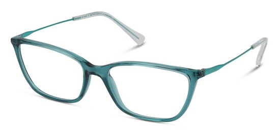 RA 7124 Women's Glasses Transparent / Green