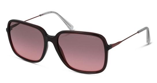 RA 5272 Women's Sunglasses Violet / Burgundy