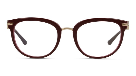 BV 4195B (5469) Glasses Transparent / Burgundy