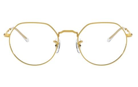 Jack RX 6465 (3086) Glasses Transparent / Gold
