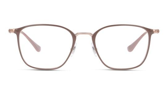 RX 6466 (2973) Glasses Transparent / Beige