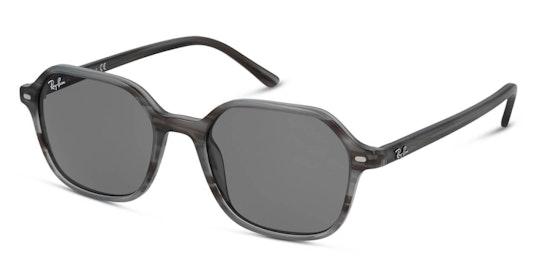 John RB 2194 (1314B1) Sunglasses Grey / Grey