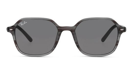 John RB 2194 Men's Sunglasses Grey / Grey