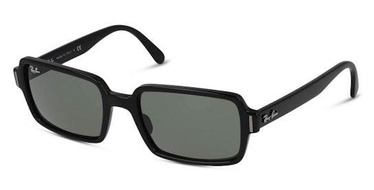 Benji RB 2189 Men's Sunglasses Green / Black